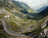 Transfagarasan Highway, Transylvania, Romania