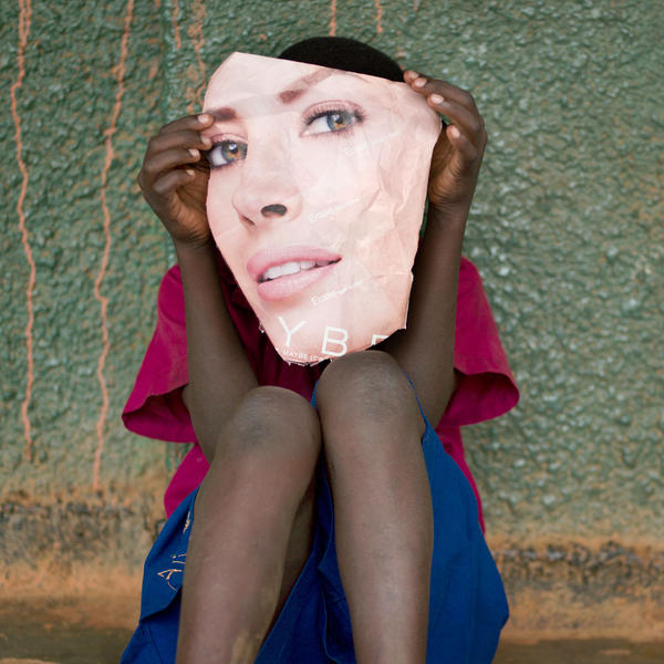 Maybelline Model, Kajjansi, Uganda, 2011