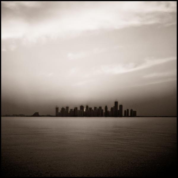 Doha Skyline, Doha, Qatar