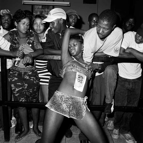 Gladys, 'Mexican Sports Bar', Hillbrow, 2006