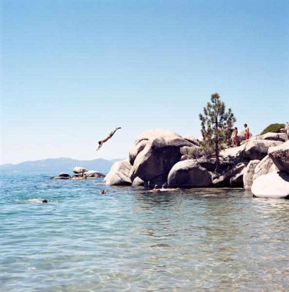 Tahoe Diver