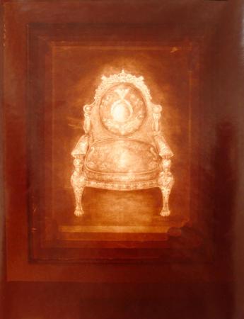 Chair, Photo.Draw., 29x22, 1994