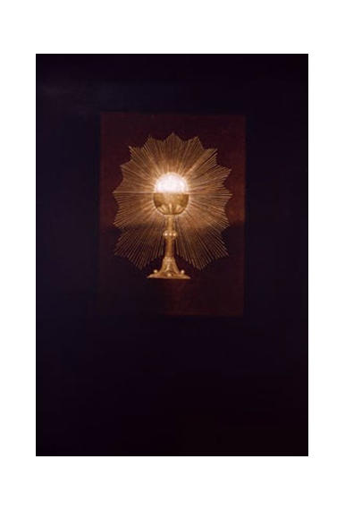 Tabernacle, Photo Draw. 57 x 38, 1998