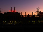 El Paso Power Plant, El Paso, Texas