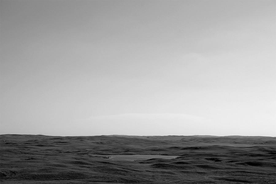 The Third Day, Sand Hills, Nebraska