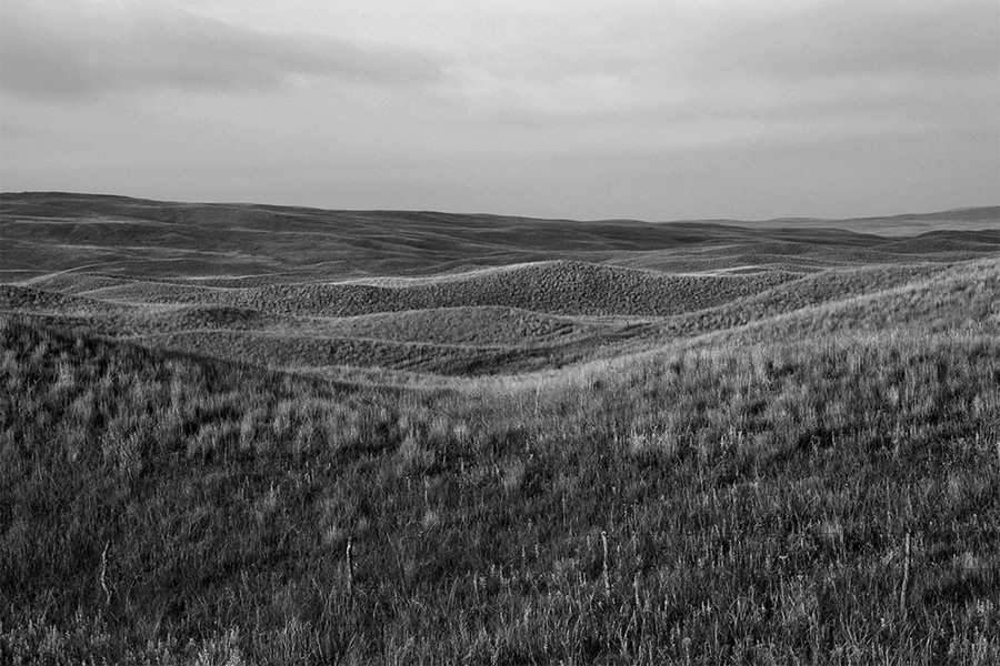 Undulation, Sand Hills, Nebraska