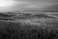 Clearning Storm, Dawn, Sand Hills, Nebraska