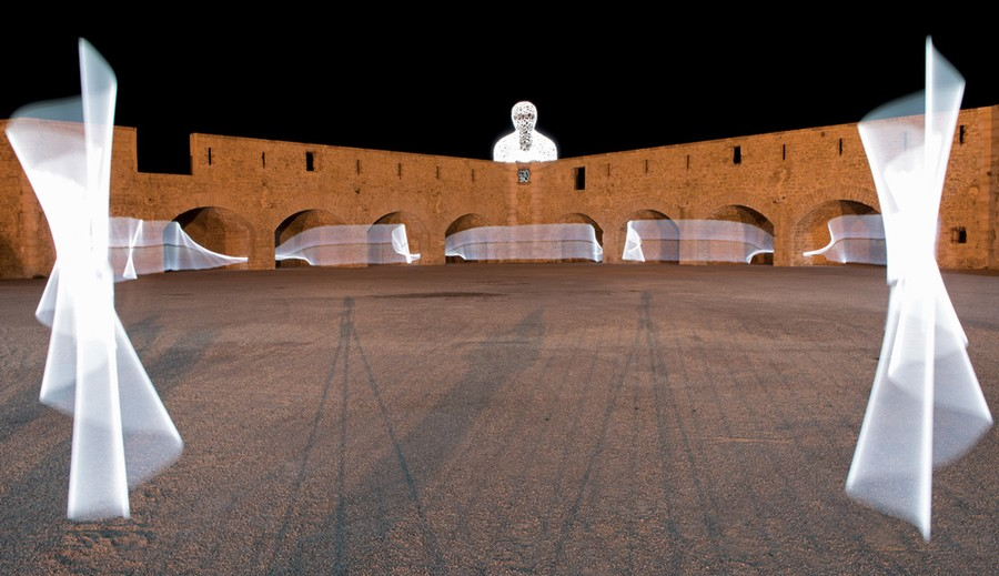Bastion Saint Jaume #1, 2012