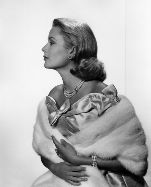 Princess Grace of Monaco, 1956