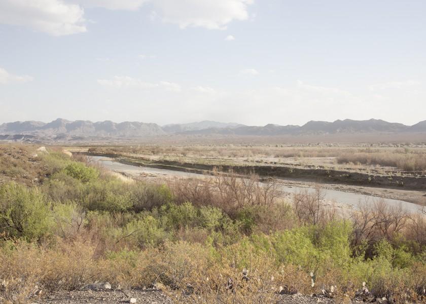 Rio Grande River, Border