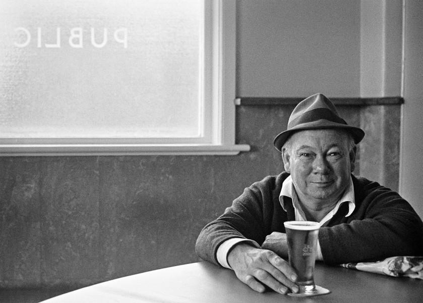 Public Bar, Australia, 1977