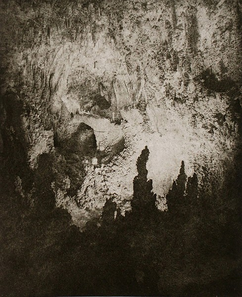 Allegory of the Cave: plate II, 2003, photogravure