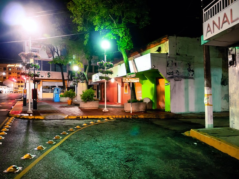 Street, Villahermosa, Mexico 2012