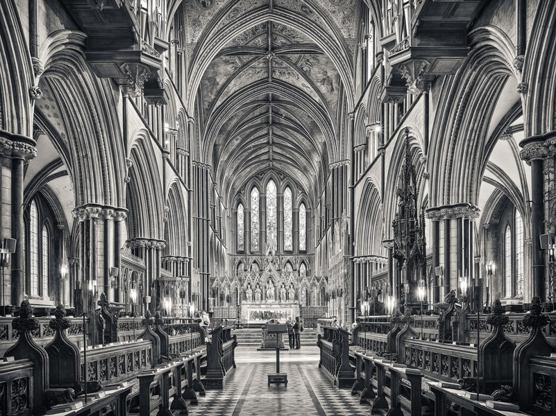 Worecester, Quire and Presbytery