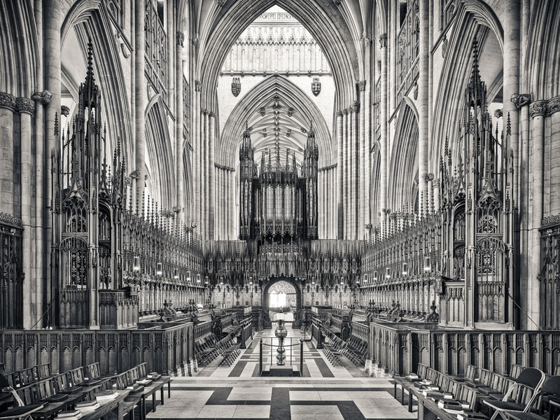 York, Quire and Organ