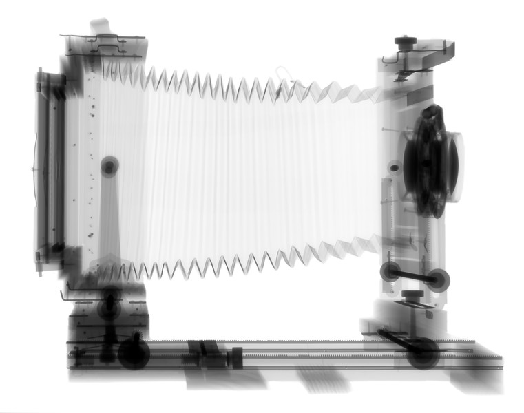 Korona 5x7 view camera