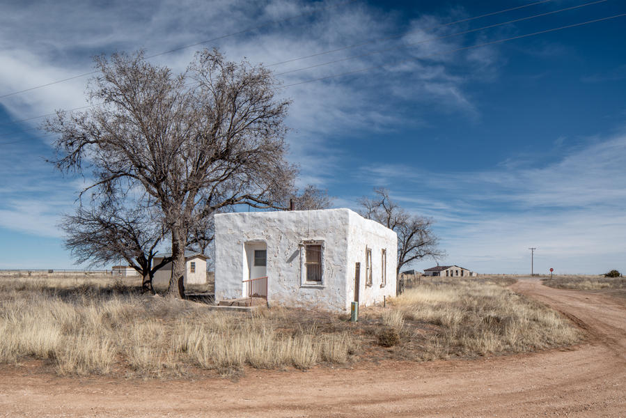White House, Cedarvale, New Mexico, March 2, 2019