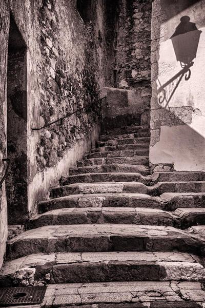 Staircase, Menton, France, 2013