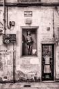 Via Degli Alfani, Florence, Italy, 2018