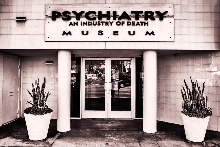 Psychiatry Industry of Death, Los Angeles, 2020