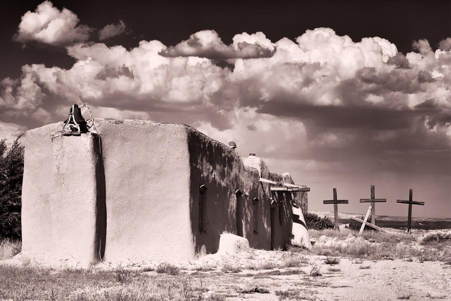 Penitente Morada, Abiquiu, New Mexico, 2015