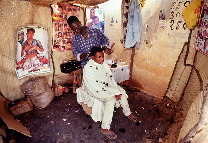 Mali, Douentsa - Barber Zedou
