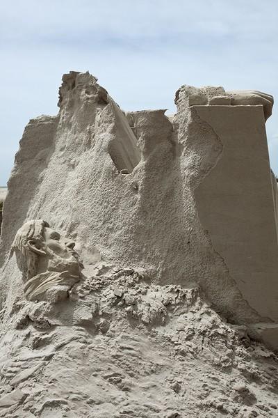 Sand Sculpture, 2012