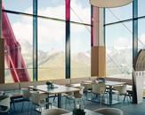 Adler Lounge. Tyrol, August 2012