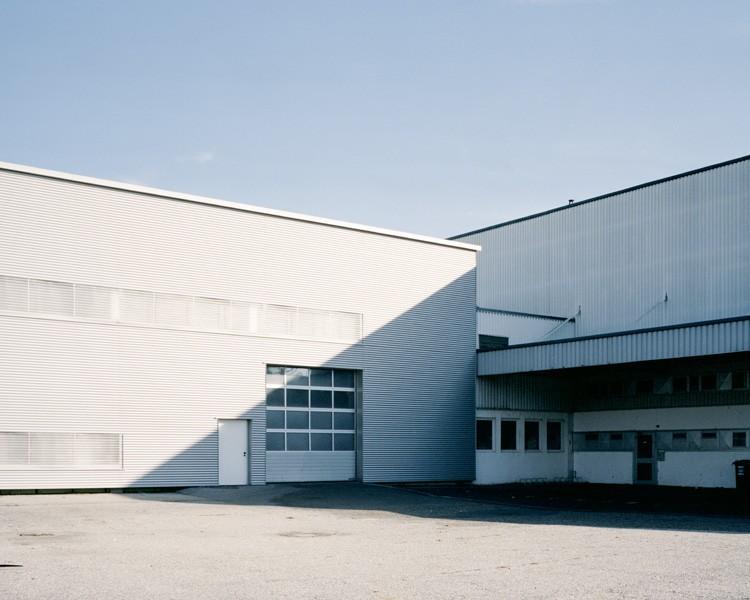 Industrial Area. Graz, October 2012