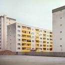 Yellow Balconies. Graz, April 2011