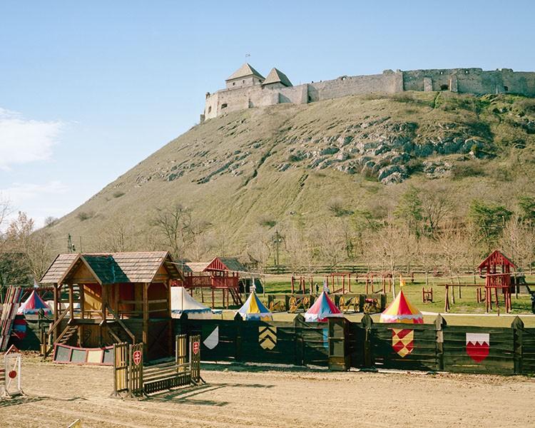 Untitled. Sümeg Castle, March 2014