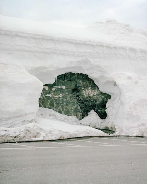 Untitled. Stilfserjoch, June 2014