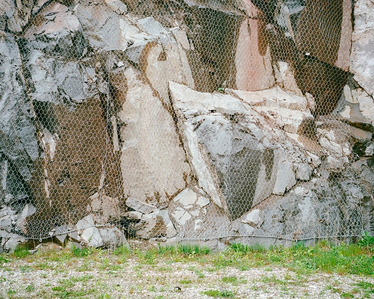 Wall. Italy, May 2016