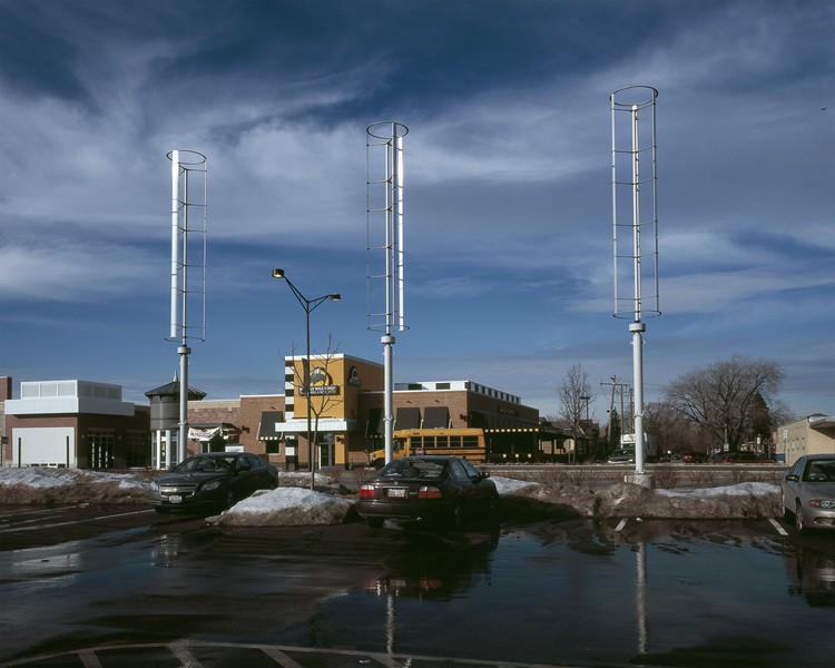 Savonius Style Vertical Axis Wind Turbines, IL