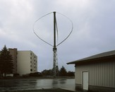 Prototype Turbine, Ishpeming Housing Commission