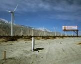 Billboard, San Gorgonio Pass, Riverside County