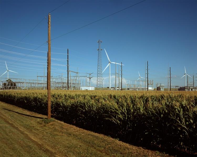 Untitled, Top Crop Wind Farm, La Salle County, IL