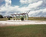 Visitors Center, Forward Wind Farm, Wisconsin