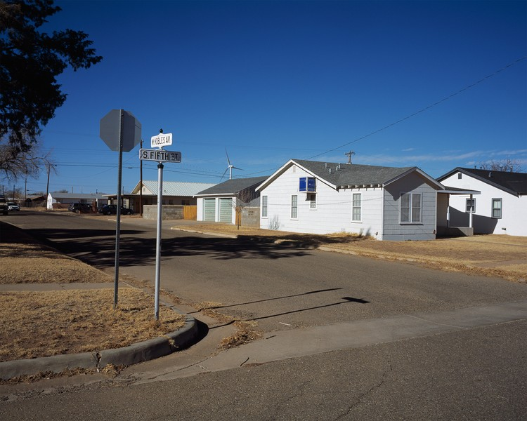 West Nobles Ave. & South Fifth Street, Tucumcari