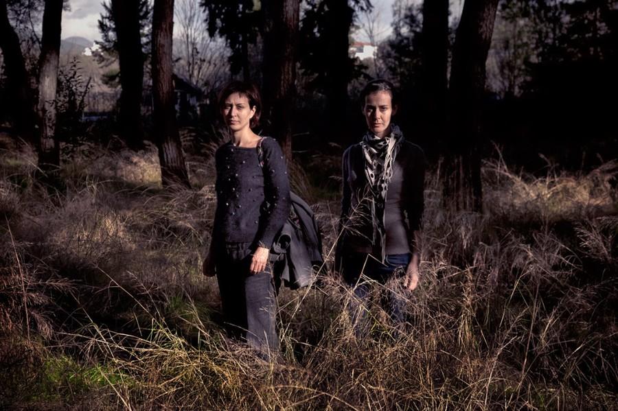 Louisa and Effie, 2010