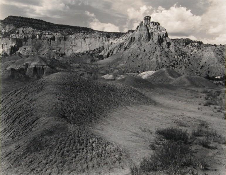 Chimney Rock, 1997, Gelatin Silver Print