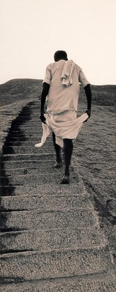 India, 2000, Gelatin Silver Print