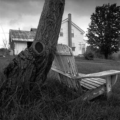Erieville -- Home of poet W. D. Snodgrass