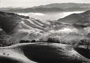Carmel Valley From Hall's Ridge, 1993