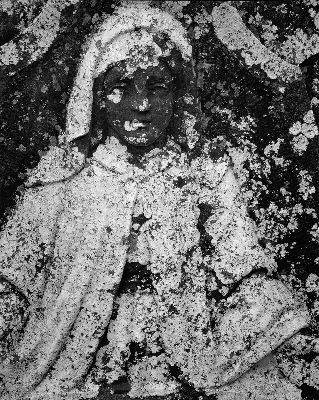 Headstone, Dysert O'Dea, 1986