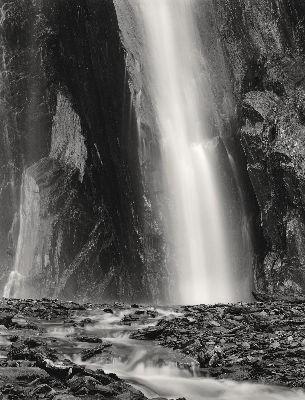 Waterfall, Franz Josef, 1985