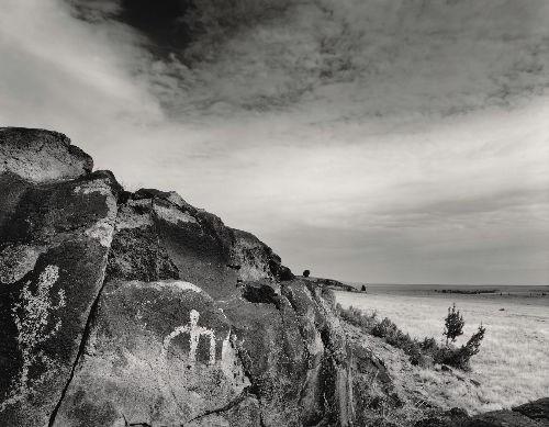 Lone Grave Butte #675, 2008