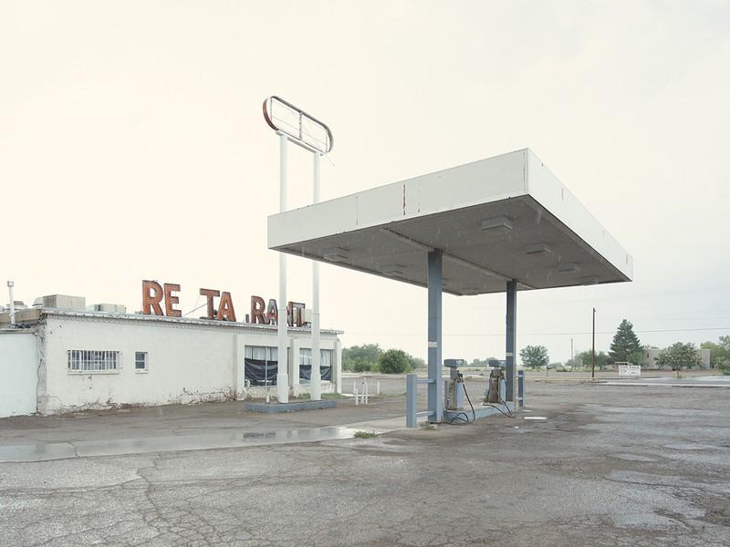 U.S. 70, Tularosa, New Mexico