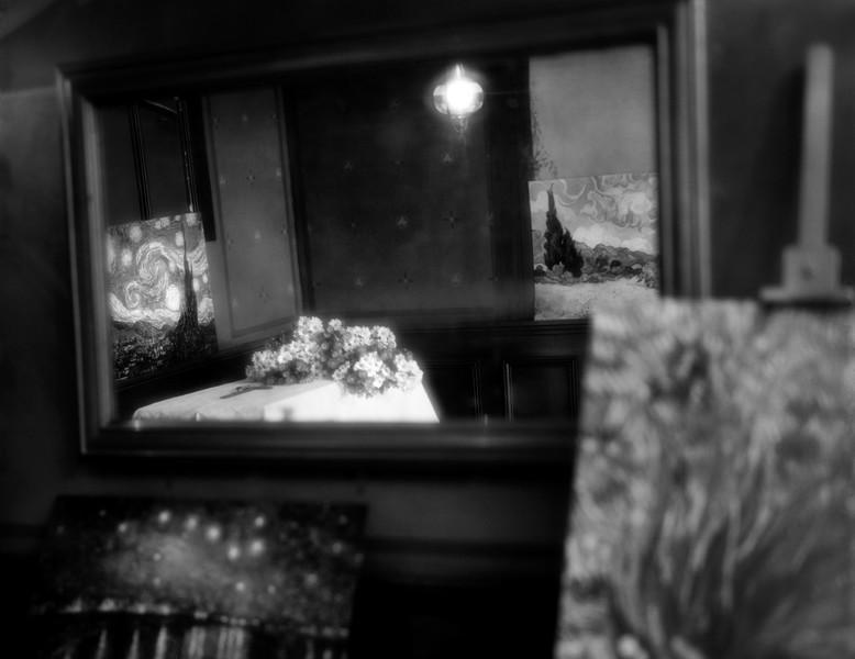Vincent Van Gogh's Funeral, Auberge Ravoux(staged)