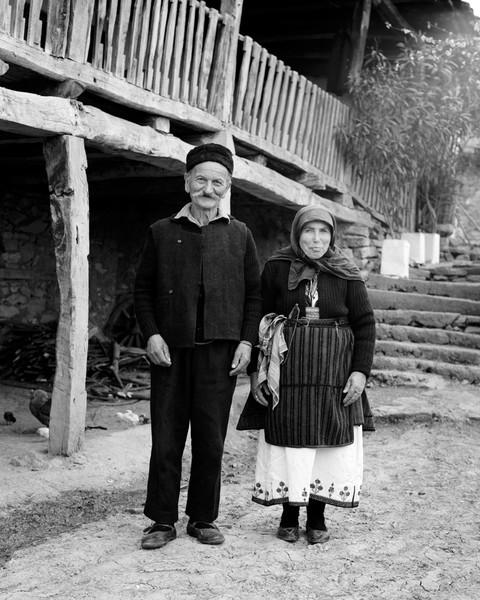 Ivan Jankovski & wife